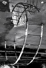 hoop in two dimensions (whistle.and.run) Tags: parkhill parkhillestate parkhillflats blackandwhite bw sheffield black white grey fujifilm darknessandlight gray 黑白 白黑 英国 英格兰 谢菲尔德 约克郡 摄影 摄影师 写真 写真撮影 写真家 黑白写真 白黑写真 黑白摄影 白黑摄影