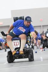20190713km-72 (Paralyzed Veterans of America) Tags: 113 2019 71319 boccia clingan highlights keithmellnick louisville nvwg adaptivesports