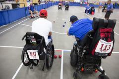 20190713km-83 (Paralyzed Veterans of America) Tags: 113 2019 547 71319 boccia clingan highlights keithmellnick louisville nvwg salas adaptivesports