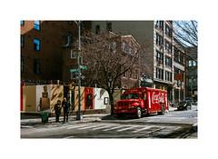 Coca Cola truck Soho NYC (gerritdevinck) Tags: truck nyc nycstreets streetsofnyc ny vs streetphotography streetstyle streets manhattan soho travel travelphotography travelling gerritdevinckfotografie gerritdevinck cocacola nyctrucks city citylife bigcity cityview fujifilm fujifilmxseries fujifilmseries fujifilmphotography fujifilmbelgium fujifillmx100t x100t xseries 35mmphotography 35mm