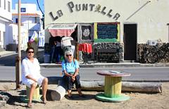 Eisdiele in El Cotillo / Fuerteventura (Wolfgang.W. ) Tags: lapuntilla elcotillo fuerteventura kanaren canaryislands canarias spain spanien españa eiscafe icebar küste coast icecreamparlor