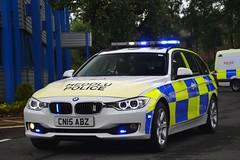 CN15 ABZ (S11 AUN) Tags: south wales police swp heddludecymru bmw 330d 3series estate touring anpr traffic car rpu roads policing unit 999 emergency vehicle cn15abz