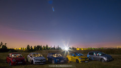 Fireworks with Autobasterds - 08 (JDPhotoIDF) Tags: autobasterds fireworks fire works feu artifice 14 juillet 13 2019 fêtes national saint soupplets 77165 seine et marne ile de france idf renault sport renaultsport clio rs 4 iv 220 trophy rs220 edc 2 rs182 182 phase 3 2rs3 rs3 rs2004 2004 liquidyellow liquid yellow jaune sirius jaunesirius performance rsperformance bodykit rs16 16 volkswagen golf r32 r 32 vw