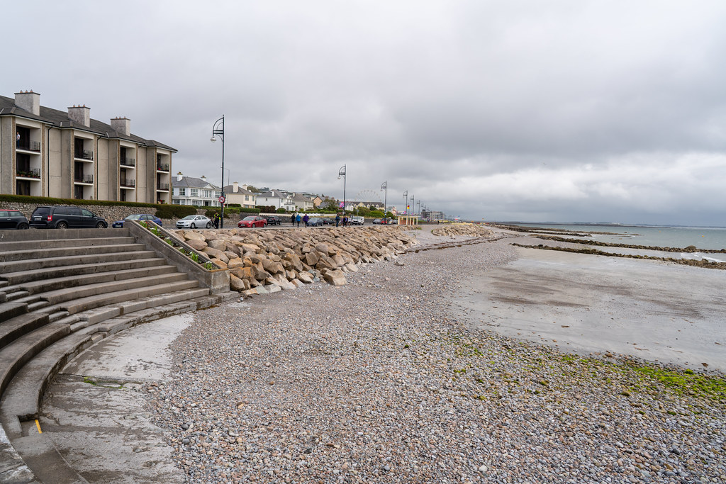 THIS IS KNOWN AS BLACKROCK BEACH [SALTHILL GALWAY]-154464