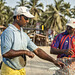 A Day in the Life of a Lacoste sporting Fisherman