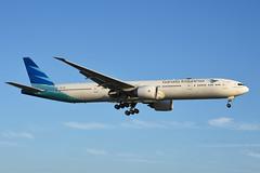 PK-GIG.EGLL200719 (MarkP51) Tags: england london plane airplane airport nikon image heathrow aircraft airliner lhr d500 egll d7200 nikon24120f4gvr markp51 nikonafp70300fx ga boeing gia b777 garudaindonesia pkgig b7773u3er