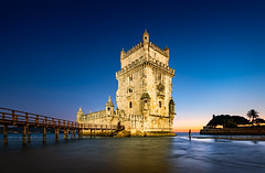_DSC6588 - The Age of Discoveries Witness (AlexDROP) Tags: 2019 portugal lisboa lisbon europe art travel architecture color cityscape skyline city bridge bluehour nikond750 tamronaf1735mmf284diosda037 best iconic famous mustsee picturesque postcard