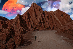 File number: 82354790 (khorsedalamcht) Tags: valleluna mars planet isolated secluded moon chile valley desert rock hot dust travel salt atacama driest high outdoors scenic barren andes nature land heat environment dry sunset venus mercury