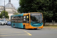 Cardiff Bus ADL Enviro 200 256 CE63NZM (Mark Bowerbank) Tags: cardiff bus adl enviro 200 256 ce63nzm