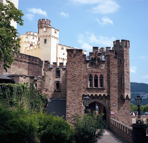 Stolzenfels Castle, Koblenz