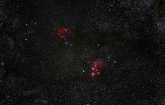 Cat's Paw (craigcallagher) Tags: tenerife astrophotography nebula nebulae cats paw sky night