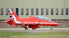 XX245 J78A0807 (M0JRA) Tags: red sky people rain clouds flying swiss aircraft jets f16 arrows atlas hornet airforce visitors douglas props osprey migs mcdonnell riat a400m aerobytes xx245