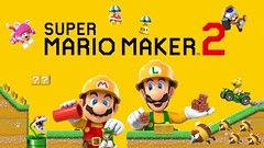 Game Review: Super Mario Maker 2 (fbtb) Tags: