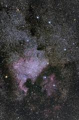 North America (craigcallagher) Tags: north nebula american astrophotography tenerife nebulae sky night