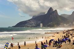 Rio [EXPLORE] (lamachineaveugle) Tags: rio riodejaneiro beach playa ipanema d700 mar sea mer plage