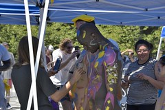 20190720 Body Painting Day at Bushwick - 025_M_01 (gc.image) Tags: grenvillechengphotos nyc event art bodypainting painting brooklyn bushwick mariahernandezpark