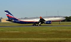 Aeroflot VQ-BMY,  OSL ENGM Gardermoen (Inger Bjørndal Foss) Tags: vqbmy aeroflot airbus a330 osl engm gardermoen