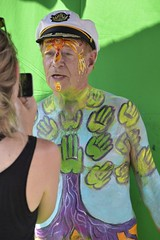 20190720 Body Painting Day at Bushwick - 262_M_01 (gc.image) Tags: grenvillechengphotos nyc event art bodypainting painting brooklyn bushwick mariahernandezpark