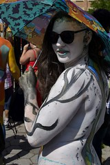 20190720 Body Painting Day at Bushwick - 441_M_01 (gc.image) Tags: grenvillechengphotos nyc event art bodypainting painting brooklyn bushwick mariahernandezpark