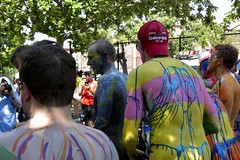 20190720 Body Painting Day at Bushwick - 432_M_01 (gc.image) Tags: grenvillechengphotos nyc event art bodypainting painting brooklyn bushwick mariahernandezpark