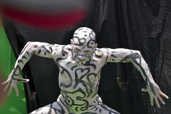 20190720 Body Painting Day at Bushwick - 212_M_01 (gc.image) Tags: grenvillechengphotos nyc event art bodypainting painting brooklyn bushwick mariahernandezpark