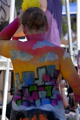 20190720 Body Painting Day at Bushwick - 192_M_01 (gc.image) Tags: grenvillechengphotos nyc event art bodypainting painting brooklyn bushwick mariahernandezpark