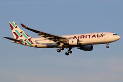 EI-GGN | Airbus A330-202 | Air Italy (cv880m) Tags: newyork jfk kjfk kennedy johnfkennedy aviation airliner airline aircraft airplane jetliner airport spotting planespotting eiggn airbus a330 332 330200 330202 airitaly italy