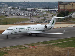 9H-BOO Bombardier CRJ-200ER (Air X Charter Ltd) (Aircaft @ Gloucestershire Airport By James) Tags: luton airport 9hboo bombardier crj200er air x charter ltd bizjet eggw james lloyds