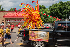Spread Goodness Day (scattered1) Tags: july4th mi marquette goodness upperpeninsula day logo parade spread michigan sun summer colorful balloon theballoonprincess bright northernmichigan woman northern independenceday spreadgoodnessday youngwoman 2019 theballoonprincessinmarquette