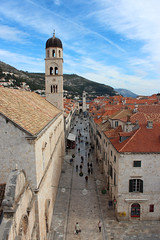 Stradun - Dubrovnik, Croatia (russ david) Tags: stradun street main dubrovnik croatia november 2018 old town balkans architecture adriatic sea unesco world heritage dalmatia dalmatian christmas hrvatska republic of republika travel