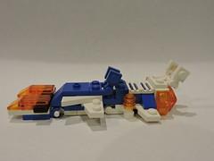 6973 Deep Freeze Defender - 2 (City Blocks) Tags: lego micro microscale iceplanet iceplanet2002 deepfreezedefender classicspace microfig