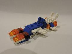 6973 Deep Freeze Defender - 1 (City Blocks) Tags: lego micro microscale iceplanet iceplanet2002 deepfreezedefender classicspace microfig