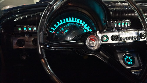 1960 Chrysler 300-F AstraDome Instrument Panel