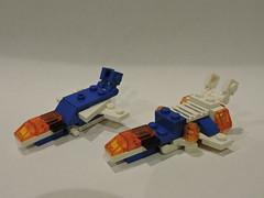 6973 Deep Freeze Defender - 5 (City Blocks) Tags: lego micro microscale iceplanet iceplanet2002 deepfreezedefender classicspace microfig