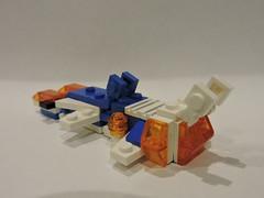 6973 Deep Freeze Defender - 3 (City Blocks) Tags: lego micro microscale iceplanet iceplanet2002 deepfreezedefender classicspace microfig