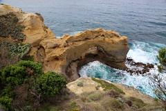 The Arch I (witajny) Tags: australia greatoceanroad landscapephotography lanscape naturalphenomena nature naturephotography pacificocean portcampbellnationalpark rocks sea travel water arch coast