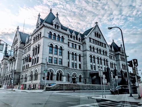 7/25/2019: Old Post Office, Buffalo NY