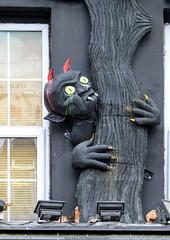 Dark Angel (Rick & Bart) Tags: art buckstreet london uk city urban camdentown rickvink rickbart canon eos70d store streetart tattoo darkangel