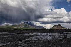 Matanuska storm (BDFri2012) Tags: storm stormy matanuska glacier matanuskaglacier clouds cloudy rain ice mountains mountain alaska landscape
