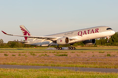 A7-ALH Airbus A350-941 Qatar Airways (Andreas Eriksson - VstPic) Tags: