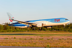 SE-RNC Boeing 767-304(ER)(WL) TUIfly Nordic (Andreas Eriksson - VstPic) Tags: sernc boeing 767304erwl tuifly nordic