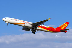 B-6529 A333 HAINAN AIRLINES YBBN (Sierra Delta Aviation) Tags: hainan airlines airbus a333 brisbane airport ybbn b6529