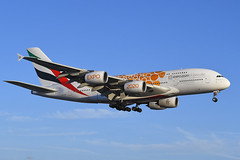 A6-EOB Airbus A380-861 EGLL 20-07-19 (MarkP51) Tags: a6eob airbus a380861 a380 emiratesairlines ek uae expo2020 specialcolours london heathrow airport lhr egll england airliner aircraft airplane plane image markp51 nikon d500 nikon24120f4gvr