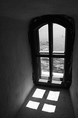 Lighthouse window (Antti Tassberg) Tags: 24mmts söderskär båklandet mattlandet bw ikkuna porvoo saari suomi majakka 24mm blackandwhite finland island lens lighthouse monochrome prime scandinavia tiltshift window