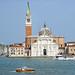 La Basilique San Giorgio Maggiore (Venise)