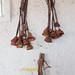 Lake Turkana Desert Museum - decoartions worn by women during son's naming ceremony