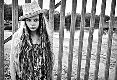 (plot19) Tags: olivia nikon north northern northwest daughter kid girl young family fashion fasion love light liv plot19 photography portrait people manchester england english uk britain british blackwhite blackandwhite hat