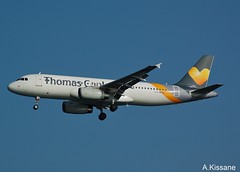 THOMAS COOK A320 LY-NVX (Adrian.Kissane) Tags: aviation arriving landing sky outdoors airline airliner jet plane aircraft airbus aeroplane 2689 392018 a320 lynvx lanzarote thomascook