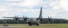 C-130J Hercules (Armored Photos) Tags: plane aircarft flugzeug c130 c130j hercules british airforce spotterday fasberg tagderbundeswehr tdbw tdbw19