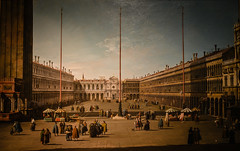 Canaletto - The Piazza San Marco, 1740 at Detroit Institute of Arts - Detroit MI (mbell1975) Tags: detroit michigan unitedstatesofamerica canaletto the piazza san marco 1740 institute arts mi dia museum museo musée musee muzeum museu musum müze museet finearts fine gallery gallerie beauxarts beaux galleria painting italian grand masters